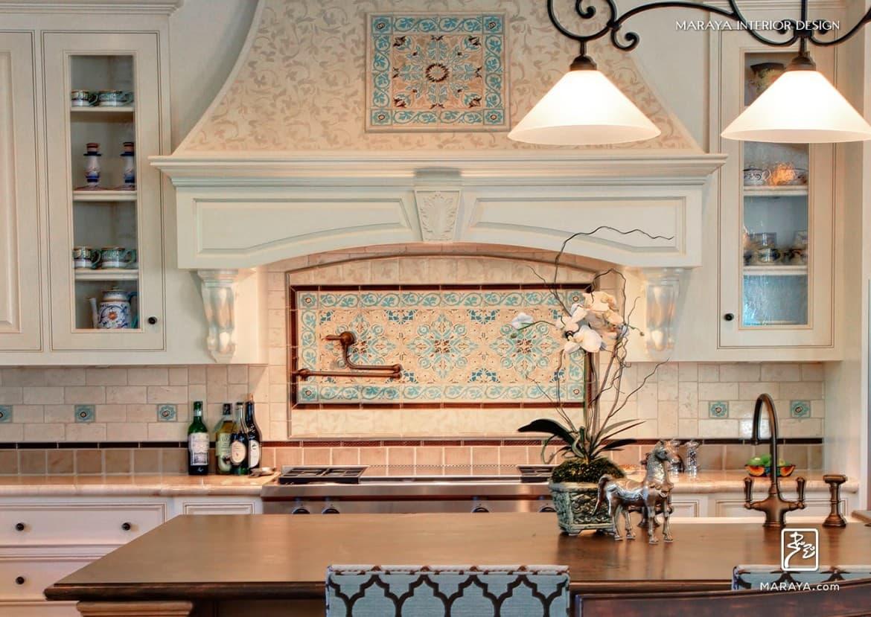 Maraya Interior Design: English Cottage Kitchen