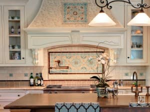 Maraya Interior Design: English Cottage Kitchen