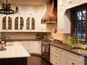 Maraya Interior Design: Mediterranean Kitchen