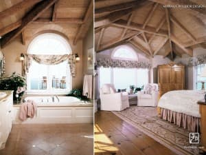 Maraya Interior Design: Cape Cod Master Bath