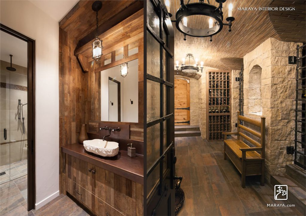 Portfolio > Residential > Spanish - Maraya Interior Design